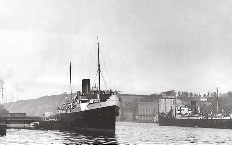 Waterford-Quays-History-Ships