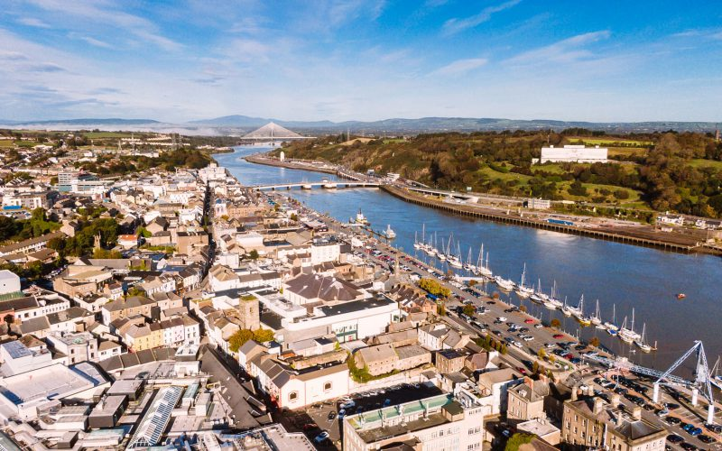 Waterford City and North Quays